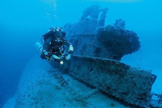 僑外馬耳他移民:炎炎夏日,細數馬耳他令人驚嘆的8個潛水地