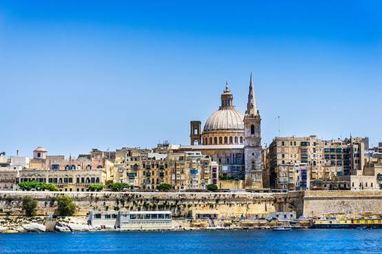 马耳他移民客户亲历:财富要保