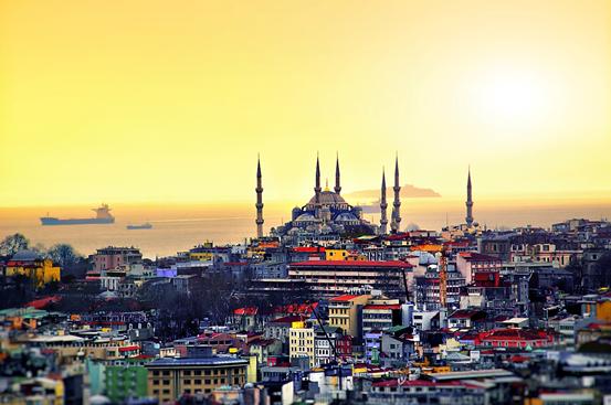 土耳其繁華恢復ING,僑外土耳其